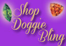 shop dog bling